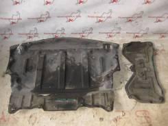Защита двигателя пластиковая. Nissan Fuga, PY50