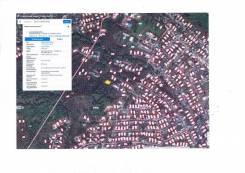Продам земельный участок по улице Сосновая. 977 кв.м., аренда, от агентства недвижимости (посредник). Схема участка