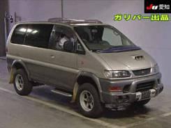 Дефлектор люка. Mitsubishi Delica