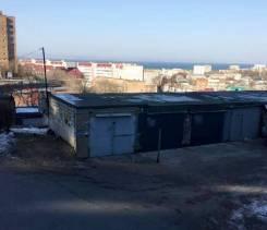 Гаражи капитальные. переулок Днепровский 2, р-н Столетие, 18 кв.м., электричество. Вид снаружи