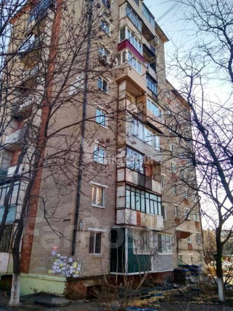 1-комнатная, улица Давыдова 20. Вторая речка, агентство, 29 кв.м. Дом снаружи