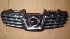 Решетка радиатора. Nissan Dualis, J10, KJ10, NJ10, KNJ10 Nissan Qashqai, J10E Двигатели: HR16DE, K9K, M9R, MR20DE, R9M