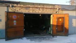 Гаражи капитальные. улица Иртышская 18, р-н БАМ, 30 кв.м., электричество, подвал. Вид снаружи