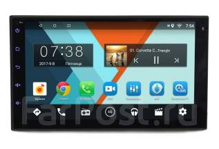 Wide Media WM-MT7001 Android (1024*600) (+ разъемы Nissan) 6 android