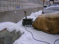 Бережный отогрев автомобилей на месте его парковки