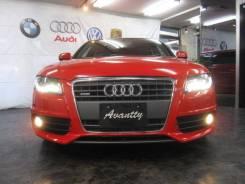 Audi A4 Avant. автомат, 4wd, 2.0, бензин, 37 000тыс. км, б/п, нет птс. Под заказ