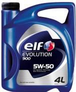 Elf Evolution. Вязкость 5W-50, синтетическое