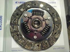 Диск сцепления. Mazda AZ-Offroad, JM23W Mazda Scrum Truck, DG63T Mazda Scrum, DH51V, DG62W, DG62V, DH51T, DH41T, DG62T, DG52W, DG52V, DH41V, DG52T, DH...