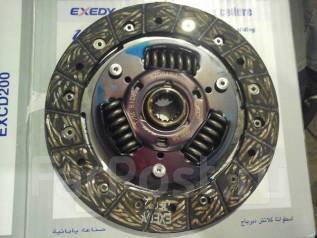 Диск сцепления. Suzuki Carry Truck, DA52T, DA52V, DA52W, DA62T, DA62V, DA62W, DA63T, DA64V, DA64W, DA65T, DB52T, DB52V Suzuki Every, DA52T, DA52V, DA5...