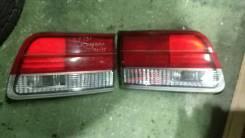 Стоп-сигнал. Toyota Caldina, ST190, ST191, AT191, ST195G, ST191G, AT191G, ST195, ST190G Двигатели: 4SFE, 7AFE, 3SGE, 3SFE