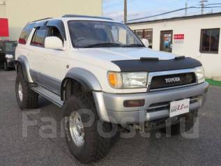 Toyota Hilux Surf. автомат, 4wd, 2.7, бензин, 108 000 тыс. км, б/п, нет птс. Под заказ