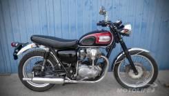 Kawasaki W650. 650 куб. см., исправен, птс, без пробега