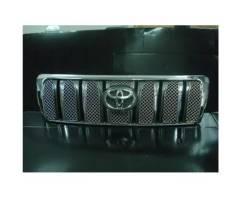 Молдинг решетки радиатора. Toyota Land Cruiser, HZJ76L, HDJ100L, UZJ100W, HDJ101K, J100, UZJ100L, HZJ105L Двигатели: 1HZ, 1HDFTE, 2UZFE