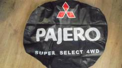 Чехол для запасного колеса. Mitsubishi: Pajero iO, Pajero Pinin, RVR, Airtrek, Lancer, Lancer Cedia Двигатели: 4G93, 4G94