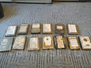 Жесткие диски 3,5 дюйма. интерфейс IDE