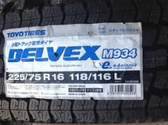 Toyo Delvex M934, 225/75R16 118/116L LT