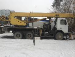 Машека КС-55727-1. Автокран МАЗ, 25 000 кг., 28 м.