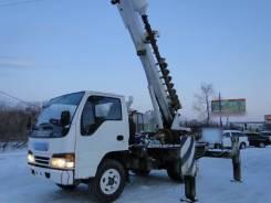 Isuzu NKR. Продается буровая Isuzu Elf, 4 300 куб. см., 3 000 кг.