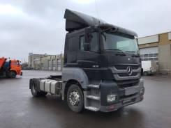Mercedes-Benz Axor. Mercedes AXOR 1836 ID 942, 11 967 куб. см., 18 000 кг.