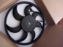 Вентилятор охлаждения радиатора. Audi Q7, 4LB Volkswagen Touareg, 7LA, 7LA,, 7L6,, 7L7, 7L6 Двигатели: BUG, BHK, BAR, BUN, BTR, BWF, BPD, BKS, BKW, BA...