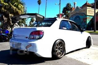 Спойлер. Subaru Impreza, GDB. Под заказ