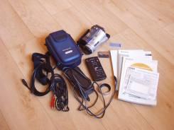 Sony Handycam. Менее 4-х Мп, с объективом