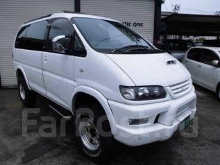 Mitsubishi Delica. автомат, 4wd, 2.8, дизель, 156 000 тыс. км, б/п, нет птс. Под заказ