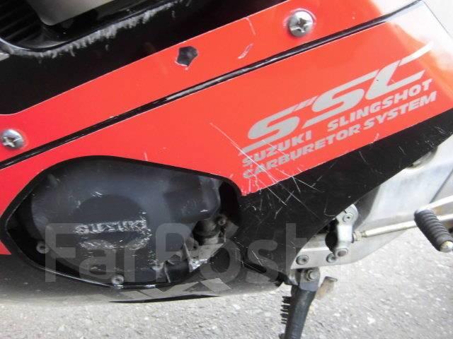 Suzuki GSX-R. 400 куб. см., исправен, птс, без пробега