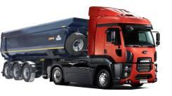 Ford Cargo. Седельный тягач 1846T, Новый, 10 300 куб. см., 18 000 кг.