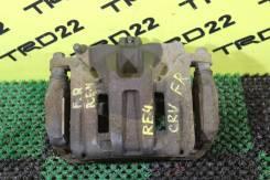 Суппорт тормозной. Honda Odyssey Honda CR-V, DBA-RE4, DBA-RE3, RE3, RE4, RE5, RE7 Двигатели: J35A6, K24Z4, K24Z1, R20A1, N22A2, R20A2, K24A, R20A9