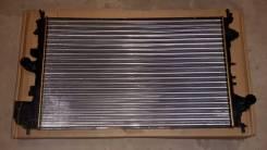 Радиатор охлаждения двигателя. Opel Vectra, C Двигатели: Z18XER, Z16XEP