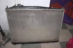Радиатор охлаждения двигателя. Nissan Terrano