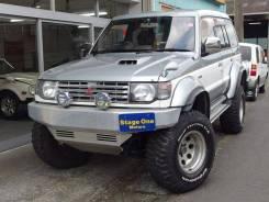 Mitsubishi Pajero. автомат, 4wd, 2.8, дизель, 148 000 тыс. км, б/п, нет птс. Под заказ