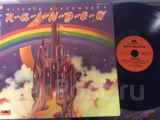 Рэйнбоу / Rainbow - Ritchie Blackmore's Rainbow - 1975 DE LP