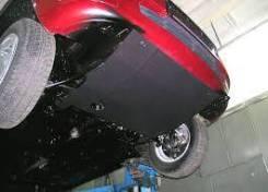 Защита двигателя. Honda Odyssey, RA8, RA9, RA3, RA6, RA7, RA4, RA5 Двигатели: J30A, F23A