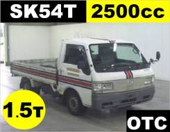 Mazda Bongo Brawny. SK54T, 2 500 куб. см., 1 350 кг. Под заказ