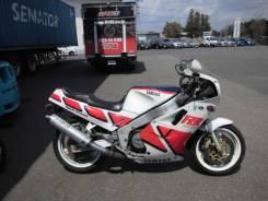 Yamaha FZR 1000. 1 002куб. см., исправен, птс, без пробега