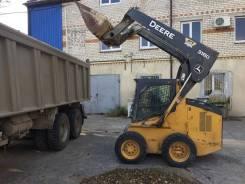 John Deere 318D. Мини-погрузчик , 2 400 куб. см., 850 кг.
