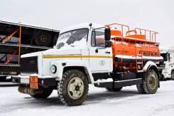 ГАЗ 3309. Грузовая цистерна на шасси 2013 г/в, 4 750 куб. см., 10,00куб. м.