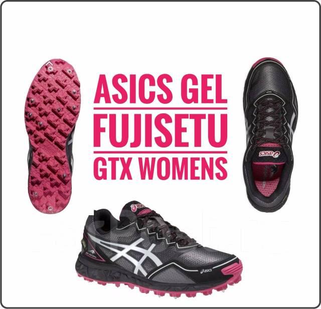 20b64bad Кроссовки для зимнего бега Asics GEL FujiSetsu GTX женские T3K5N ...