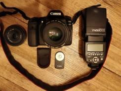 Canon EOS 80D Kit. 20 и более Мп, зум: без зума