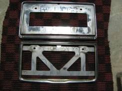Рамка для крепления номера. Honda