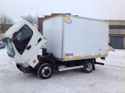 Hino 300. Продам грузовик HINO 2014 год выпуска, изотермический фургон, 4 000 куб. см., 3 000 кг.