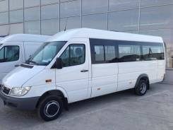 Mercedes-Benz Sprinter 413 CDI. Mercedes-Benz Sprinter Classic 413 CDI MRT Bus 20+2+1, 2 100 куб. см., 20 мест