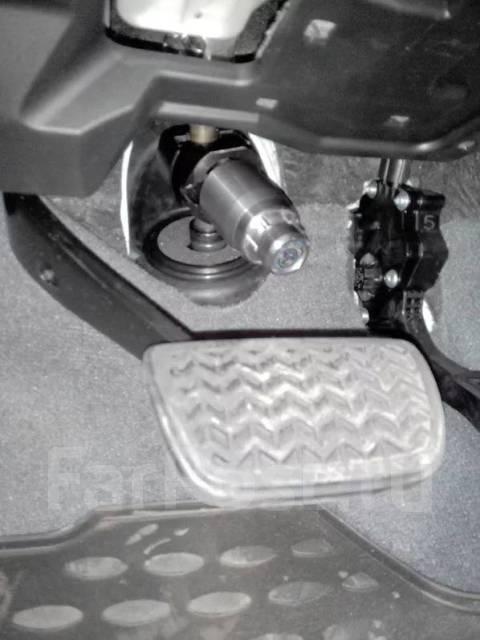 Механическая Защита от угона Land Cruiser-200, Prado-150, Lexus GX460.