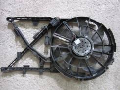 Вентилятор охлаждения радиатора. Opel Vectra, B