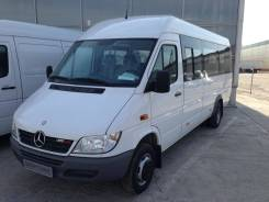 Mercedes-Benz Sprinter 411 CDI. Mercedes-Benz Sprinter Classic 411 CDI 20+2+1 MRT Bus, 2 100 куб. см., 20 мест