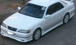Передняя губа тойота креста-кузов 100. Subaru Toyota. Под заказ
