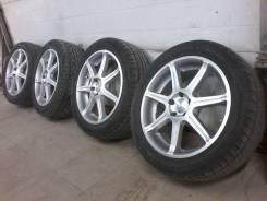 Продам колеса RAYS Versus Avanti r17. x17 5x100.00