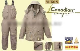 Костюм для зимней рыбалки Canadian Camper